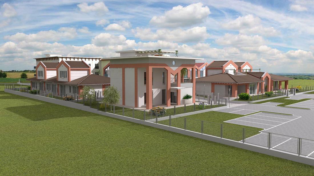 Cartella dri architects studio tecnico associato di for 12x12 piani di coperta autoportanti